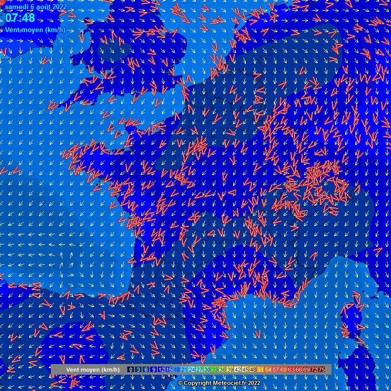 paris meteo